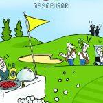 Nearest to the pin - Torneo di golf 2019